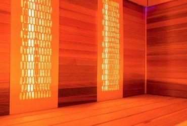 Sauna infrarouge hybrid-combi en vente à La main verte Luxembourg