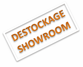 DÉSTOCKAGE Showroom