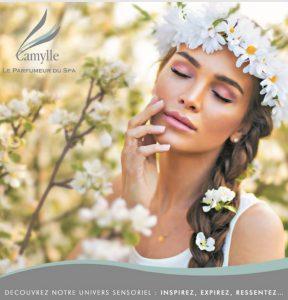 catalogue parfumerie spa Camylle 2020 FR